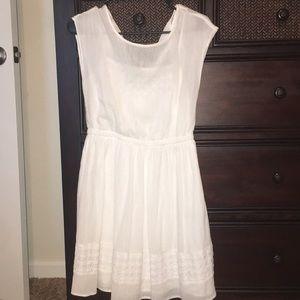 Old Navy Eyelit Dress